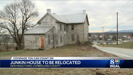 Historic home in Cumberland County to be relocated