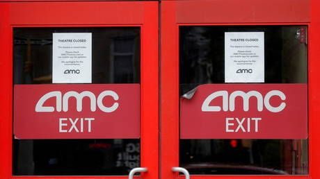 AMC stock soars over 20% as Reddit-fueled rally extends to another week