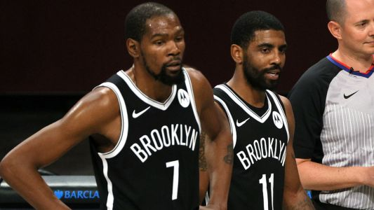 Kevin Durant concedes Brooklyn Nets 'miss Kyrie' as their early season struggles continue
