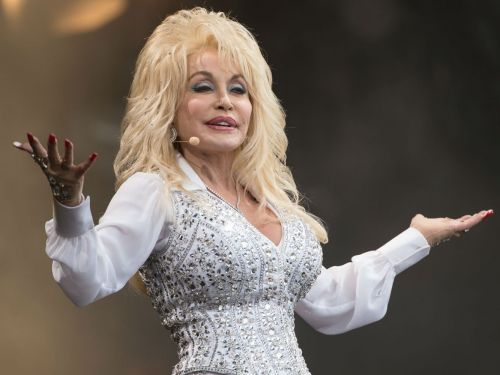 Dolly Parton sparked a viral meme and inspired celebrities to show the difference between their Instagram, Facebook, LinkedIn, and Tinder pictures