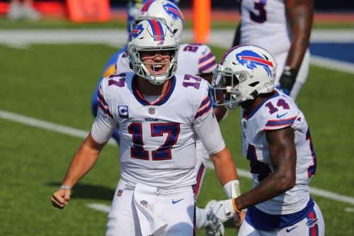 Josh Allen's early MVP case only gets stronger with wild Bills win