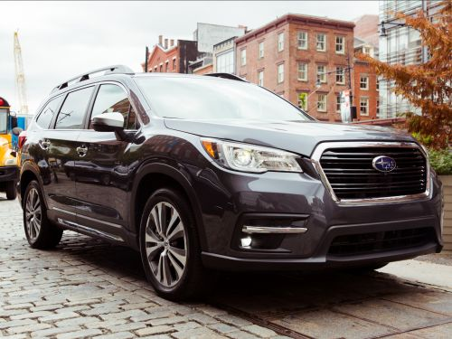 We drove a $46,000 Subaru Ascent SUV that will take on Toyota and Ford - here are its best features
