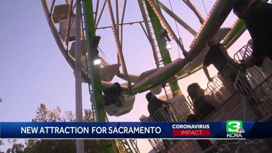 New Sacramento Ferris wheel becomes placeholder for holiday traditions amid pandemic