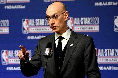 Adam Silver gives his 'best guess' when next NBA season will start