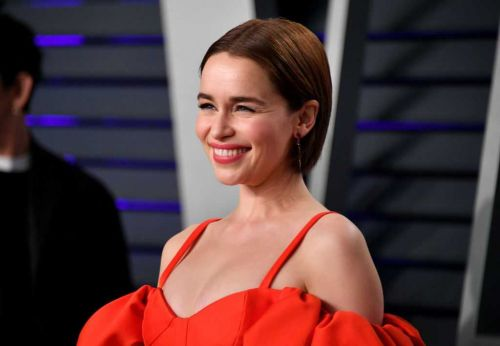 Emilia Clarke suffered two brain aneurysms while filming 'Game of Thrones'