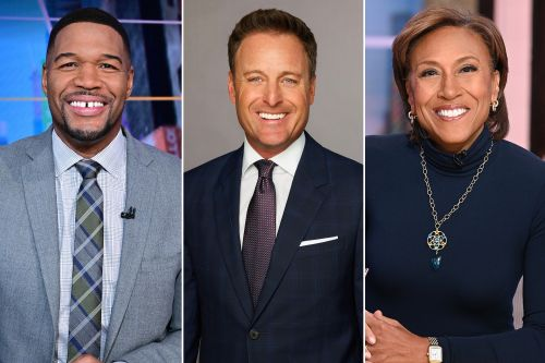 Is 'The Bachelor' replacing Chris Harrison with Michael Strahan or Robin Roberts?