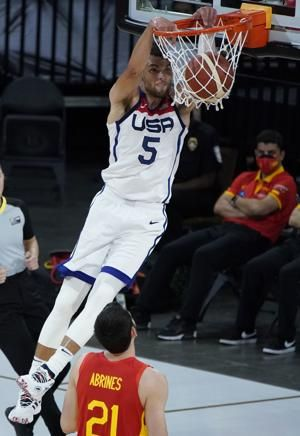 Zach LaVine Cleared to Travel to Tokyo, Play with Team USA in 2021 Olympics