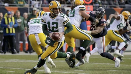 Rodgers throws interception; Packers lose any hope for Playoffs