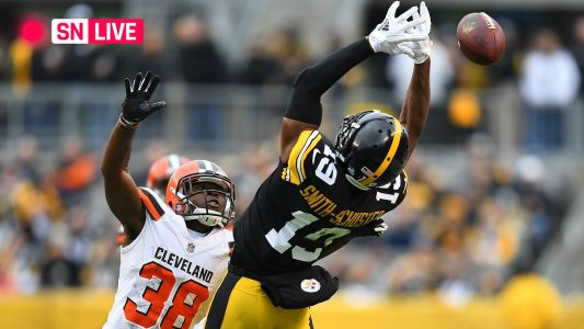 Steelers vs. Browns: Live score, updates, highlights from Thursday Night Football