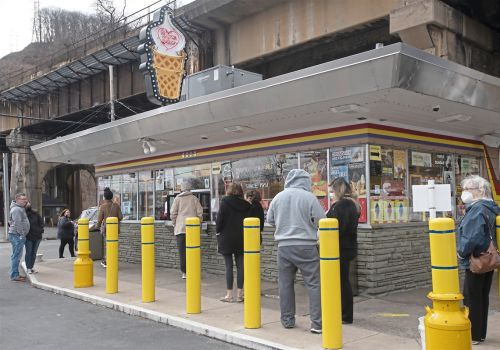 Frozen in time: Page Dairy Mart celebrates 70 years