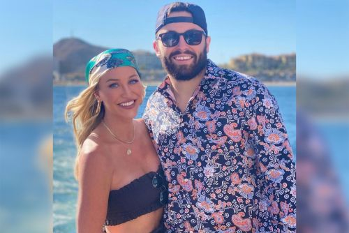 Baker Mayfield's wife Emily reflects on the couple's offseason getaway