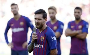 Spanish league plan for game in US chided by players' group