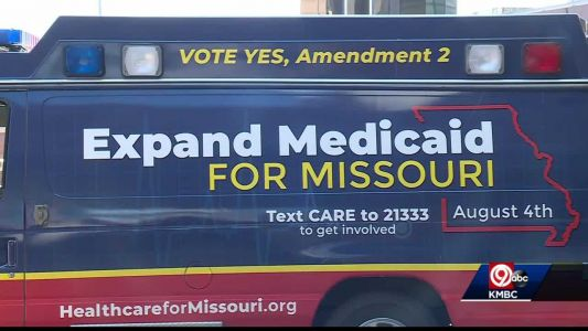 Missouri approves Medicaid expansion; Parson, Galloway win