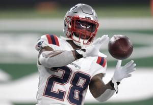 Patriots' White ready to turn page on painful 2020 season