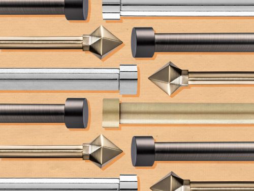 The 5 best places to shop for curtain rods in 2021