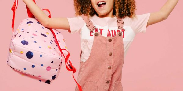 These kids backpacks are so cute that your kid will actually use them