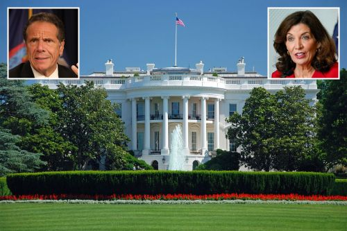 Hochul demanded White House appointment to be replaced as Cuomo's No. 2: sources