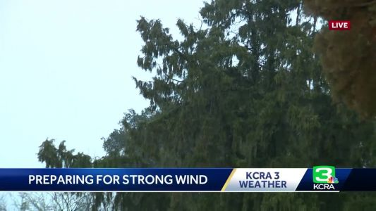 Crews prep for possible power outages in Sacramento during storm