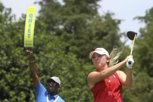 Law, Nordqvist, Song tied for LPGA Tour lead at Kingsmill