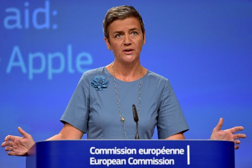 European Union appeals in $15 billion tax battle with Apple