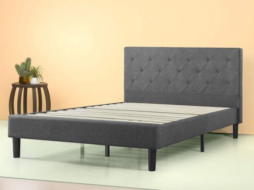 I bought this $200 bed frame from Amazon and was surprised at how much more expensive it looks in person