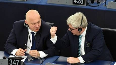 'Terrorists didn't land in Kashmir from the moon': Polish MEP urges parliament to support India