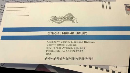 Pennsylvania high court dismisses lawsuit to throw out mail-in ballots