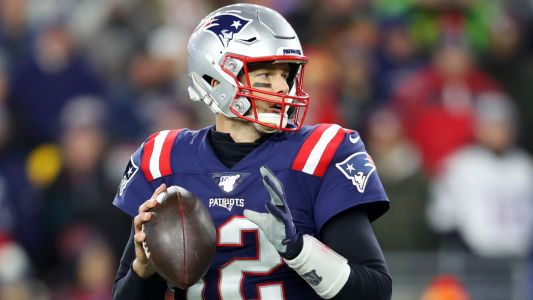 Tom Brady injury update: Patriots QB says he's 'fine' despite elbow being heavily wrapped
