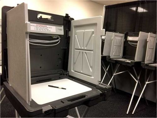 AP report finds many errors in database of felons banned from voting
