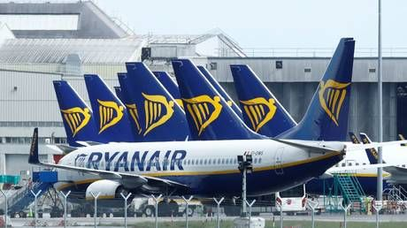 Ryanair boss slams UK government plan to shorten travel quarantine to five days if passenger tests negative for Covid-19