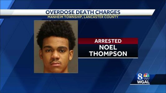 Lancaster man charged in overdose death
