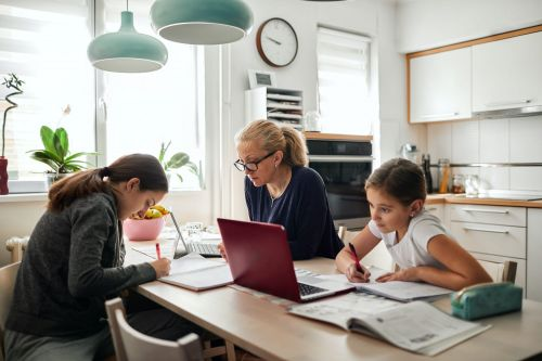 Women executives at major companies like Intel, Unilever, and McKinsey share their best advice for advancing your career and coming out as a leader while working from home
