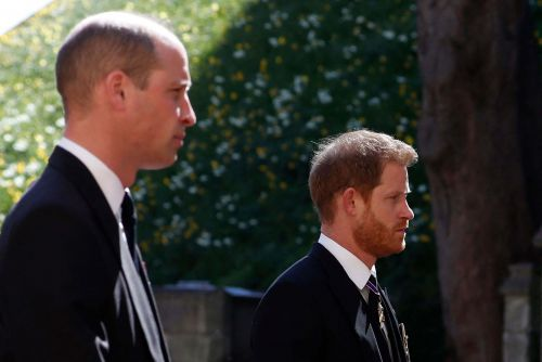 William and Harry insist on giving separate speeches at Diana statue unveiling