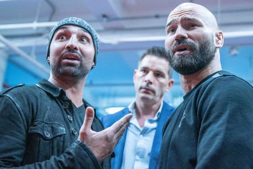 Paulie Malignaggi vs. Artem Lobov grudge match set for Bare Knuckle FC event in New Hampshire