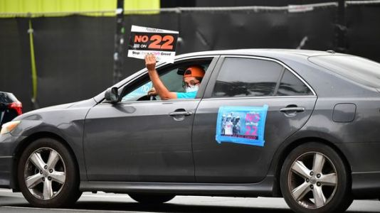 California Voters Give Uber, Lyft A Win But Some Drivers Aren't So Sure