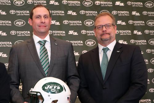 Jets' shotgun marriage blew up, and they're back to NFL laughingstock