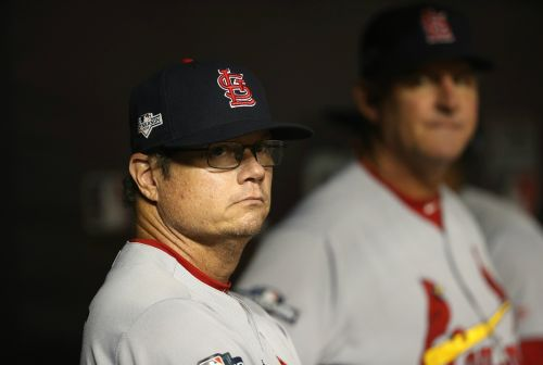 Cardinals put on brave face after going down 3-0 in NLCS to Nationals