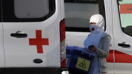 Two patients with Covid-19 die in Russia as country registers 228 new cases, total now 1,264