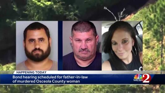 Father-in-law of murdered Osceola mother due back in court