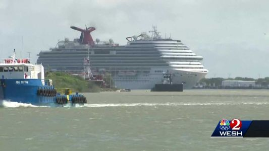 Carnival Cruise: Unvaccinated passengers sailing from Florida must have travel insurance