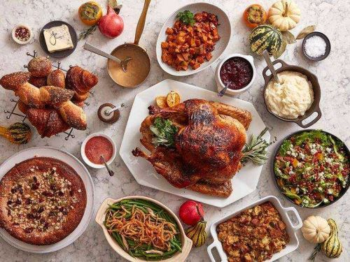 Jeff Ruby's to offer Thanksgiving family meal kits for purchase this year