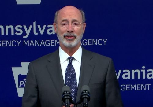 Gov. Wolf recommends no high school sports until 2021