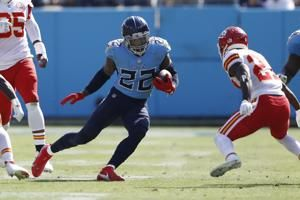 Henry, Taylor will fuel 2nd round of Titans-Colts matchup