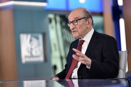 ALAN GREENSPAN: The bull market is over and investors should 'run for cover'