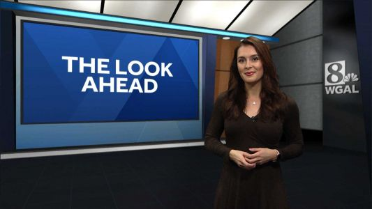 WGAL's Corinne Lillis has a 'Look Ahead' at what's coming up this week