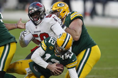 Super Bowl dreams dashed: Packers fall to Buccaneers