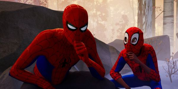 'Spider-Man: Into the Spider-Verse' scores biggest opening weekend ever for an animated movie in December