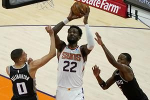 Ayton scores 26, Suns beat Kings for 10th straight home win