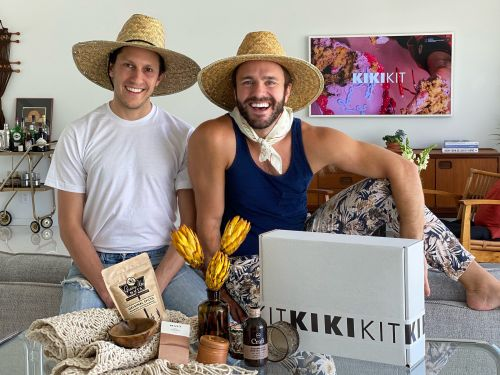 How two founders spotted the opportunity in the 'Zoom boom' and started an online business during quarantine that generated $32,000 in 5 weeks