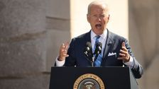 Joe Biden Says Pro-Trump Rioters On Jan. 6 Were Motivated By White Supremacy